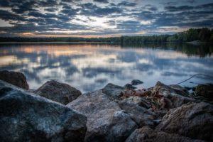 lac de maine de nuit