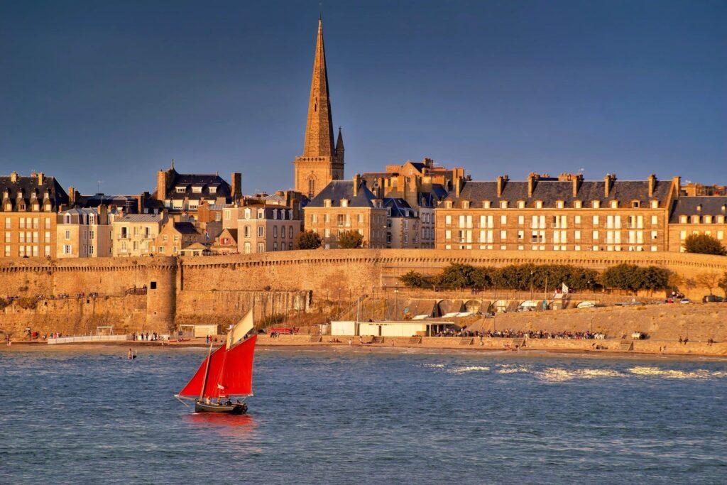 voyage de luxe à Saint-Malo