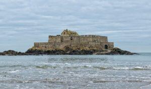 Le fort de Saint-Malo